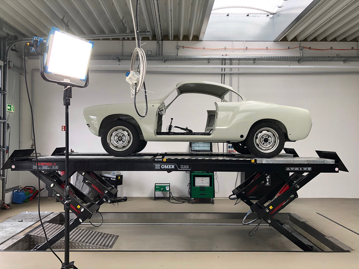 Carl Jennings – AutomobilService Bielefeld - Fachbetrieb für klassische Automobile